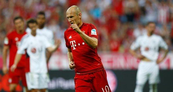 Fenerbahçeden Arjen Robben harekatı
