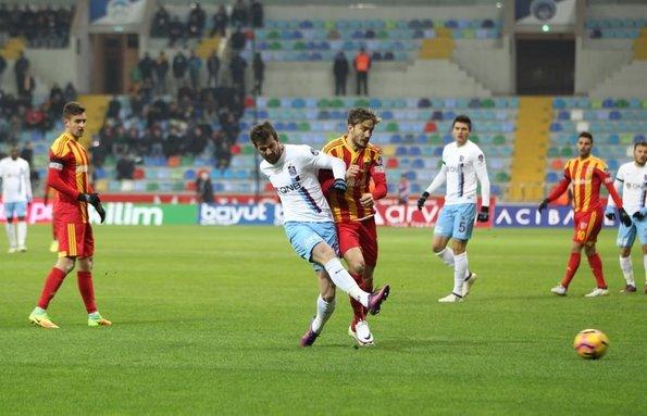 Kayserispor-Trabzonspor
