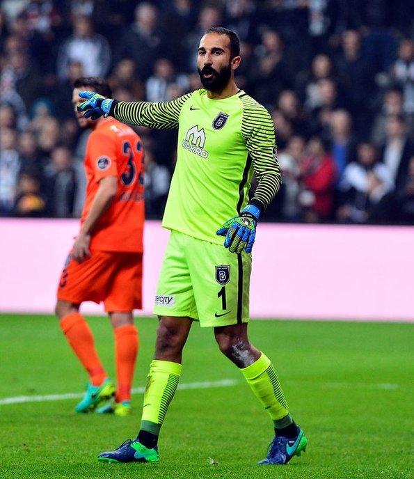 Fenerbahçe maçında Başakşehir kalesi ona emanet