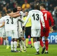 Beşiktaş kazandı Türkiye'nin puanı yükseldi