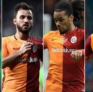 Galatasaray'dan ayrılan futbolcular ne yapıyor?
