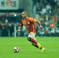 Galatasaray'da Sneijder karmaşası