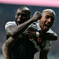 Beşiktaş'tan Talisca ve Aboubakar hamlesi