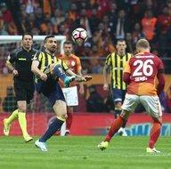 Galatasaray - Fenerbahçe derbisinde ilginç detay