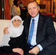 Cumhurbaşkanı Erdoğan, Sofuoğlu'nu ziyaret etti