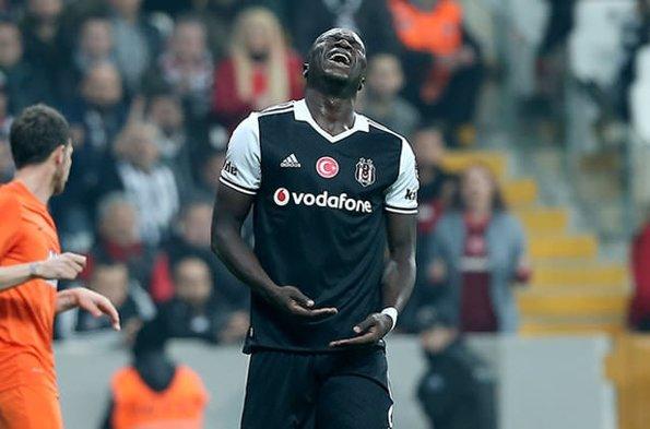 Beşiktaş'tan flaş Aboubakar kararı