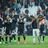 Beşiktaş göz kamaştırıyor