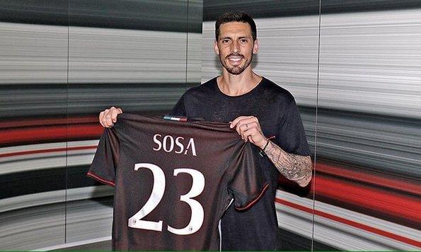 Sosa'nın menajerinden transfer açıklaması