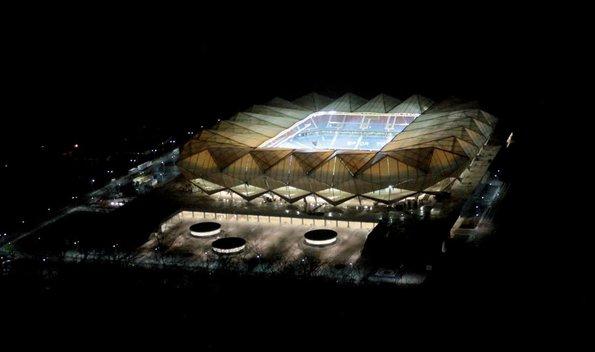 Trabzonsporun yeni evi açılıyor