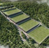Galatasaray'ın yeni tesisleri tanıtıldı