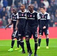 Beşiktaş'ın Olympiakos kadrosu belli oldu