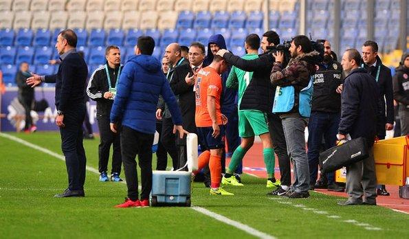 Medipol Başakşehir maçlara çıkmayacak