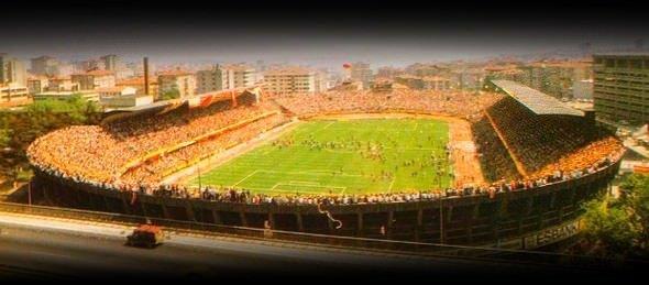 Galatasaray taraftarından Ali Sami Yen paylaşımı