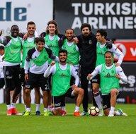 Beşiktaş'ta Luiz Rhodolfo takımdan ayrılıyor