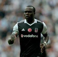 Beşiktaş'a Aboubakar'dan müjdeli haber