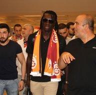Bafetimbi Gomis: Türkiye'nin en iyi takımı Galatasaray