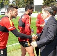 Galatasaray'da Hakan Balta devri sona eriyor