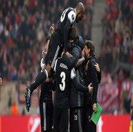 Beşiktaş'ın yıldızlarını izlemeye geliyorlar