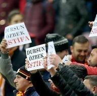 Türk Telekom Arena'da istifa sesleri!
