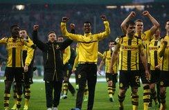 Borussia Dortmund, Bayern Münih'i devirdi