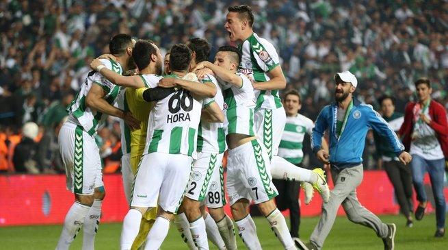 Türkiye Kupası Konyaspor'un! ile ilgili görsel sonucu