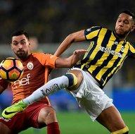 Galatasaray - Fenerbahçe derbisinin 11'leri belli oldu
