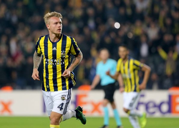 Fenerbahçe, Kjaeri bırakmıyor