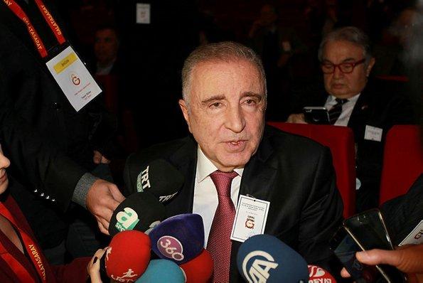 Galatasaray'a başkan olmak için destek istedi