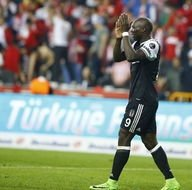 Vicent Aboubakar'a sert tepki