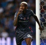 Porto-Beşiktaş karşılaşmasından kareler