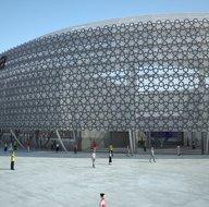 Ankara'nın yeni stadından ilk kareler