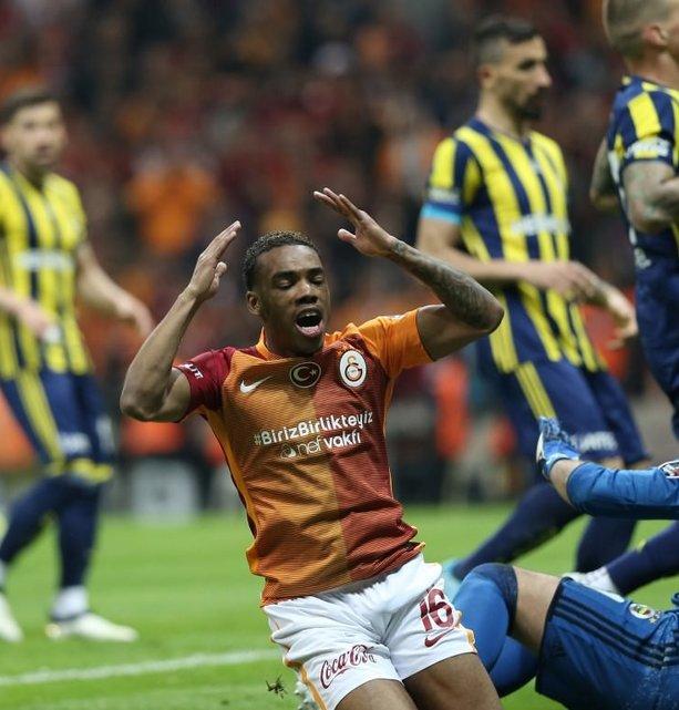 Galatasaray 8'de 0 çekti!